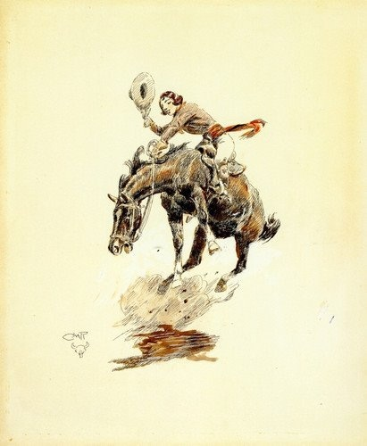 America artist charlie cowboy essay favorite roundup russell