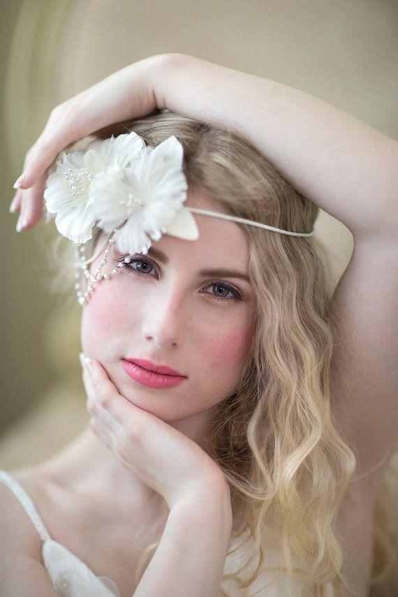 Hey, I found this really awesome Etsy listing at http://www.etsy.com/listing/161835493/bridal-headband-floral-wedding-headband