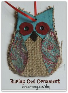 Burlap crafts                                                                                                                                                                                 More