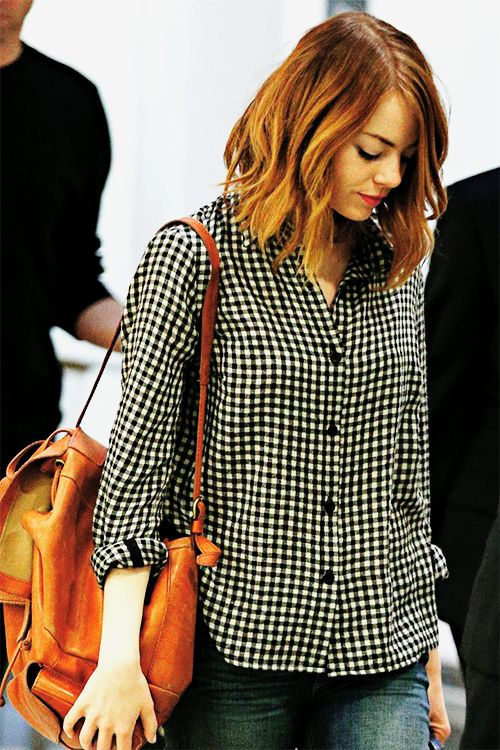 Even her casual styling is on point