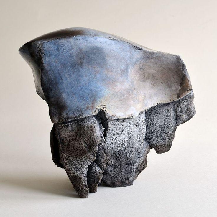 622 best ceramics sculpture images on pinterest for Sculpture contemporaine