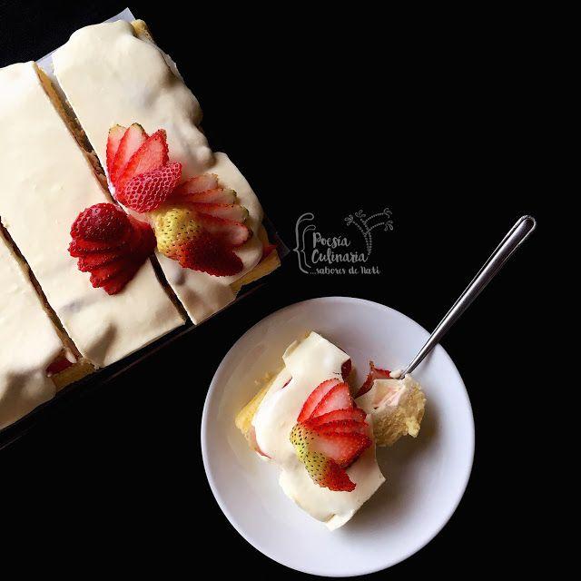 Paladares {Sabores de nati }: Pastel de queso japonés entre crema de yogur, fresas y rosas...  #nakedcake #pastel #cheesecake #cake #pasteldequeso #queso #pasteldequesojapones #fresas #yogur #aguaderosas #cremadeyogur #yogurnatural  yogourt, reto cooking the chef,