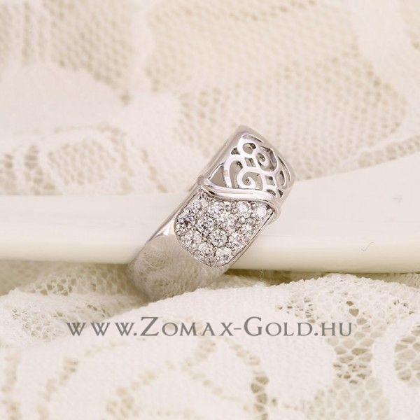 Edvina gyűrű - Zomax Gold divatékszer www.zomax-gold.hu