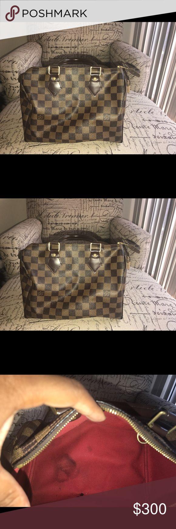 Speedy Bag Authentic Speedy bag Louis Vuitton Bags Totes