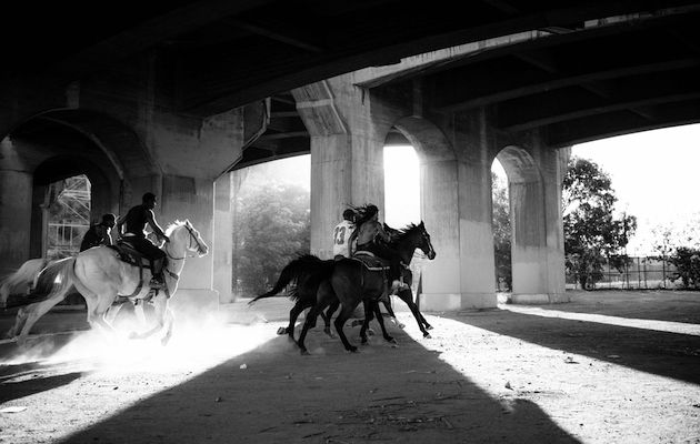 Choosing horses over gangs: Compton Cowboys shine in new Guinness advert https://trib.al/SSK2lef