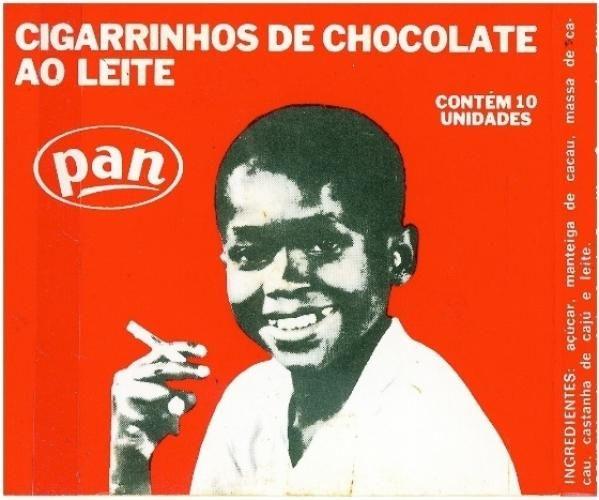 propagandas antigas de chocolate