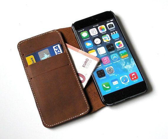 iPhone 6 case iPhone 6s case iPhone 6 wallet case by NeroccoCases
