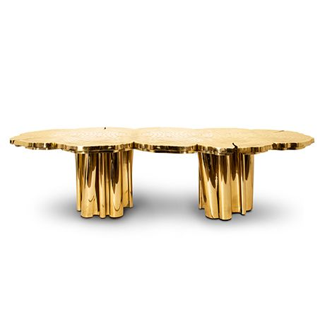 Representing the essence of empowerment, sophistication, mystics, and enticement, the Fortuna features a one of a kind design, with a unique table surface texture and incredible finish. Find more here: http://www.bocadolobo.com/en/limited-edition/tables-and-desks/fortuna/index.php