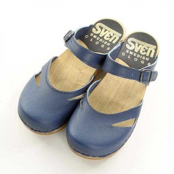 Blueberry - Sven Swedish Clogs