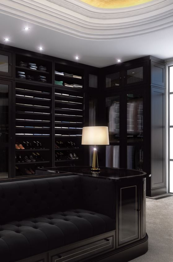 Explore the best of luxury closet design in a selection curated by