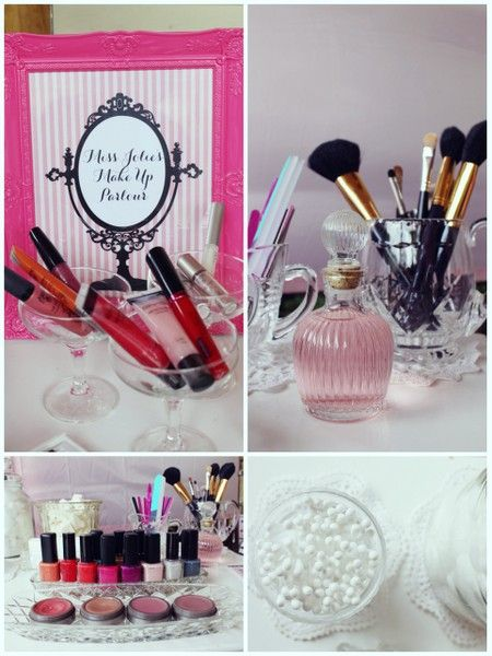 Poss' party make up station Jolie-B