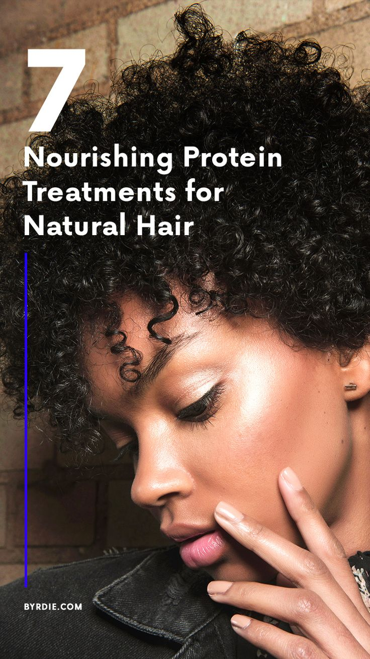 The best protein treatments for natural hair