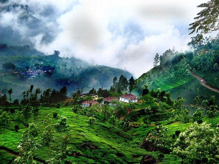 Kodagu also known as Coorg, Karnataka, India