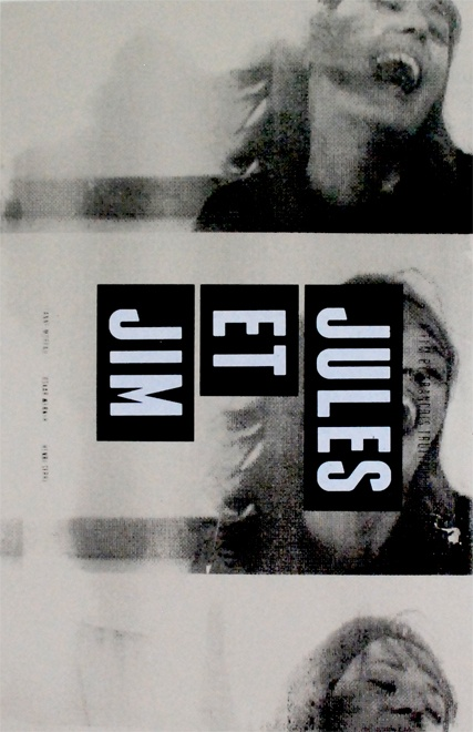 Jules et Jim / Truffaut. A weird film about relationships, beautifully made.