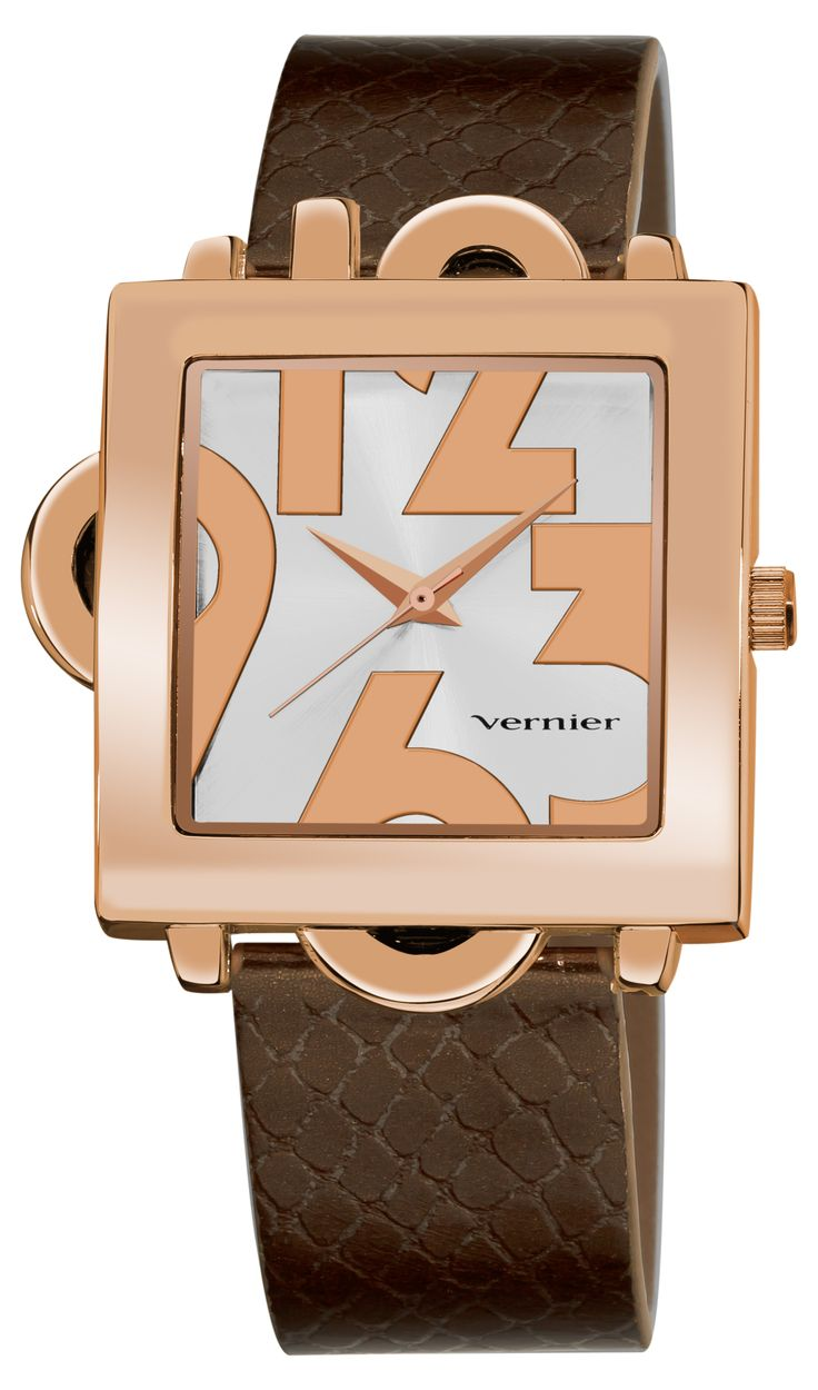 RG Leather band watch
