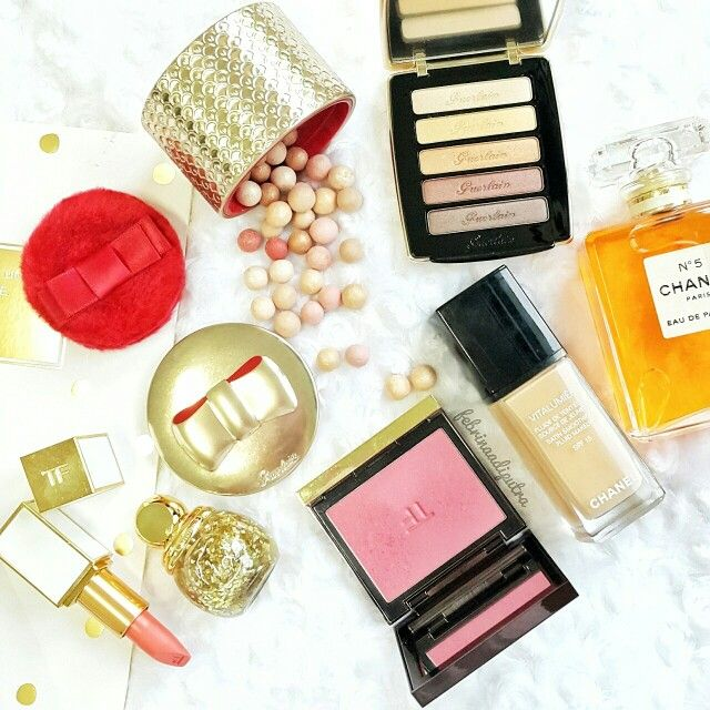 #guerlain #dior #tomford #chanel #makeup #beauty #gold
