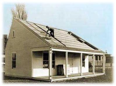 Το MIT έχτισε το 1939 ένα σπίτι που θερμαινόταν από ηλιακούς συλλέκτες. Πολλά έχουν αλλάξει από τότε αλλά στην Calpak πιστεύουμε ότι πάντα υπάρχουν περιθώρια βελτίωσης!