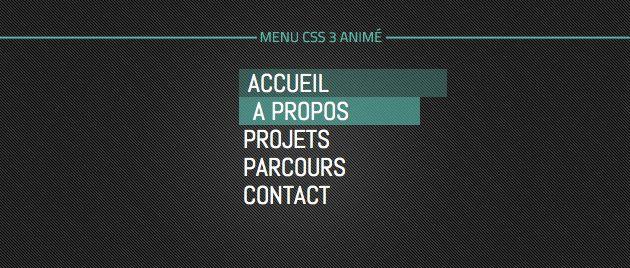 menu-css3