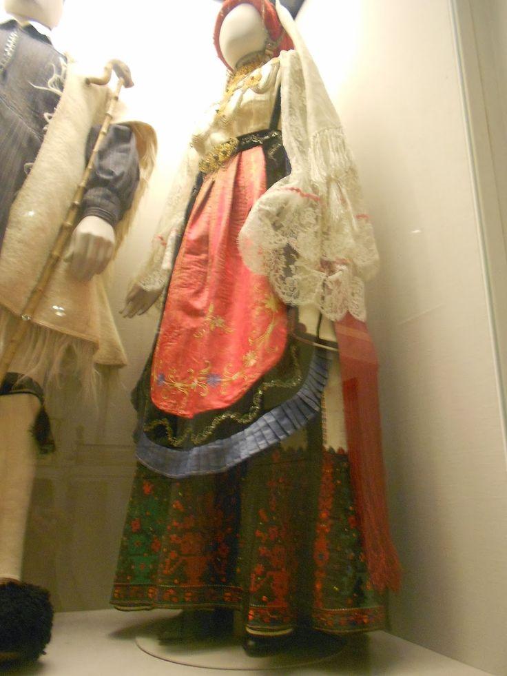 Benaki Museum  Bridal costume of Ayia Anna, Euboea