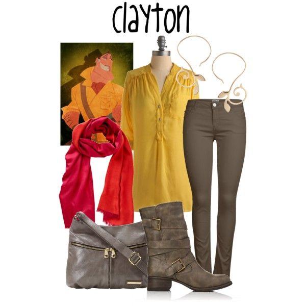 Clayton -- Tarzan