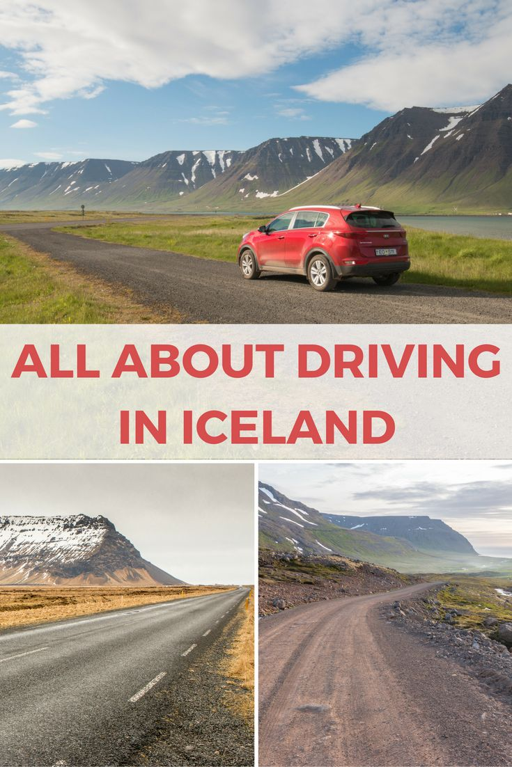 All about driving in Iceland, including car rental, driving basics, costs, safety and much more. The essential for an epic road trip in Iceland.