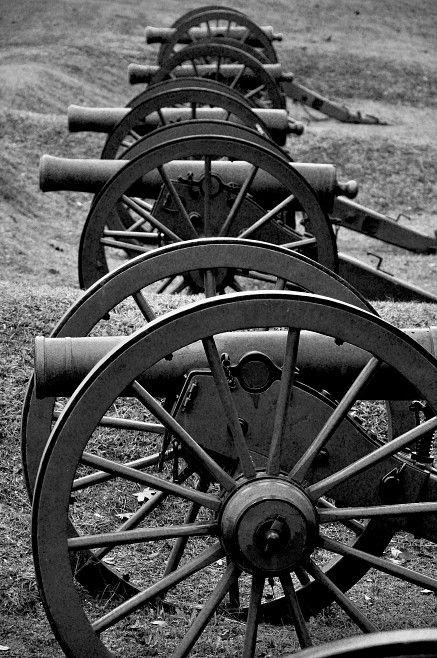 Vicksburg National Battlefield - Vicksburg, Mississippi