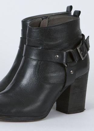 Kup mój przedmiot na #vintedpl http://www.vinted.pl/damskie-obuwie/botki/7810235-piere-one-czarne-botki-kowbojki-motocyklowe