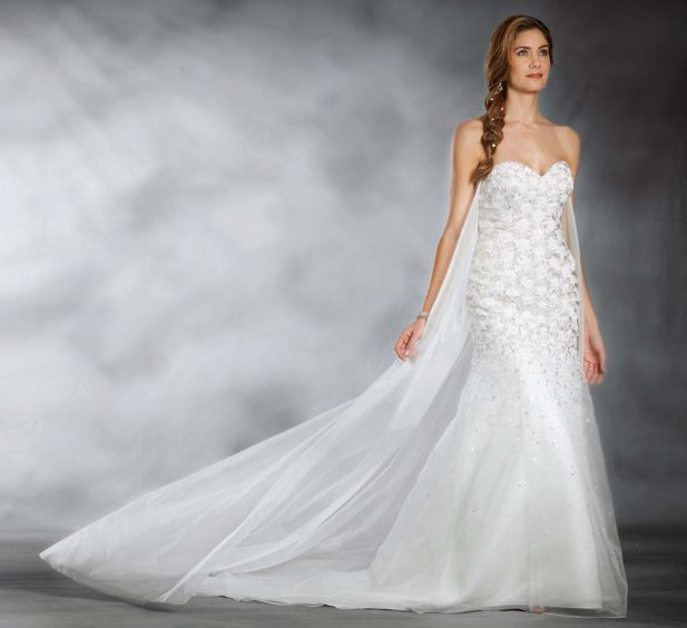 wedding alfred angelo dress