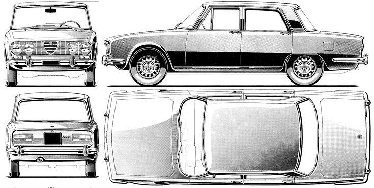 1971 Alfa Romeo 2000 Berlina