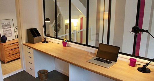 Deco bureau verriere - Animelie | chambre | Pinterest | Mezzanine ...