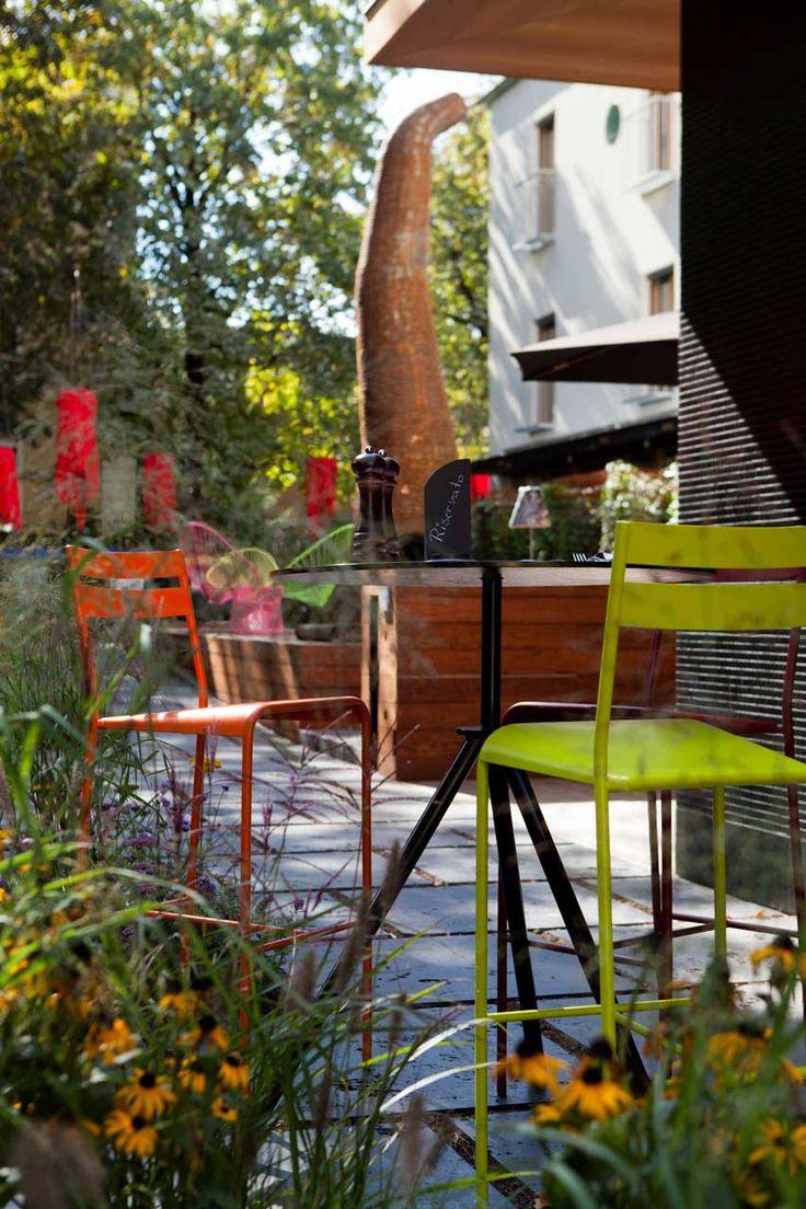 NALA Indivduellhotel | Designhotel | Innsbruck | Austria | http://lifestylehotels.net/en/nala | Garden | Nature | City