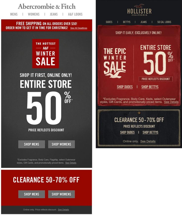 Abercrombie and fitch coupons december 2019