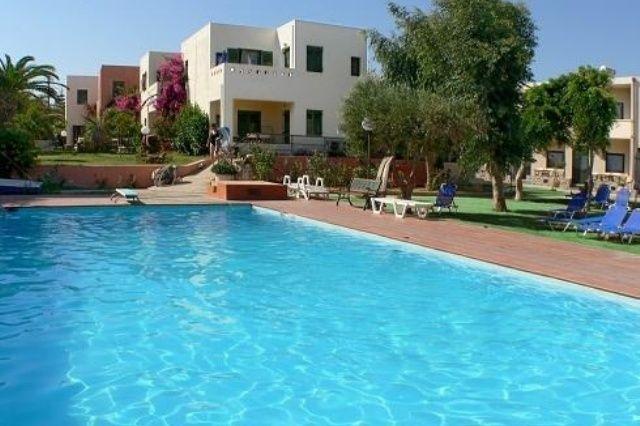 Hotel Kritzas Beach Bungalows & Suites, recenze hotelu, dovolená a zájezdy…
