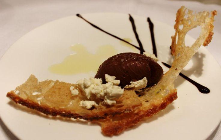 Dessert Mercer Hotel Restaurant