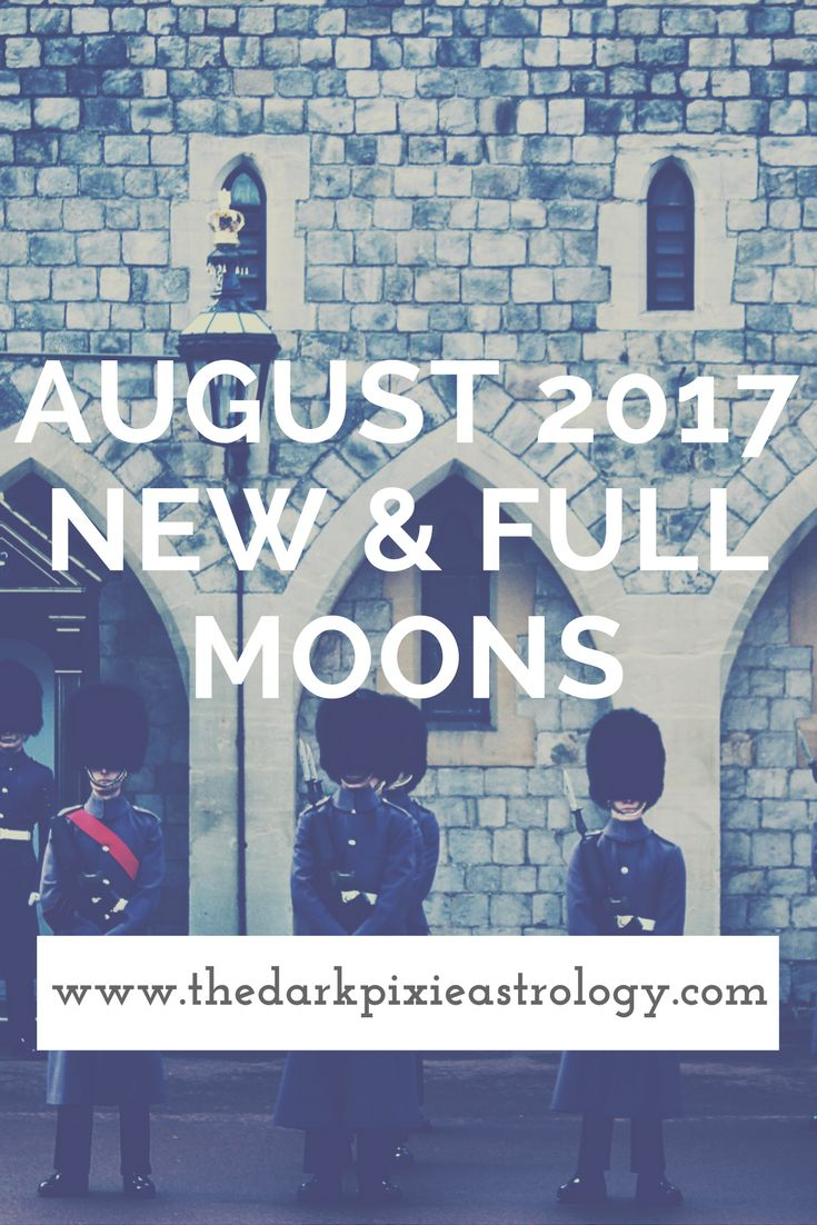 August 2017 New & Full Moons: Lunar Eclipse in Aquarius & Solar Eclipse in Leo - The Dark Pixie Astrology: http://www.thedarkpixieastrology.com/blog/august-2017-new-full-moons-lunar-eclipse-in-aquarius-solar-eclipse-in-leo