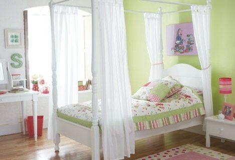 habitaciones-ninas-verde