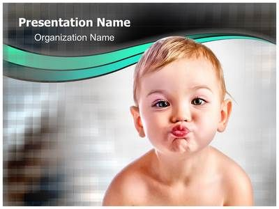 #Check out our professionally #designed #Baby #Kiss #PPT #template. #Download our Baby #Kiss PowerPoint theme affordably and quickly now. This royalty #free Baby Kiss Powerpoint template lets you edit text and values and is being used very aptly for Baby Kiss, #child, #childhood, #cute, #emotion, expression and such PowerPoint #presentations.
