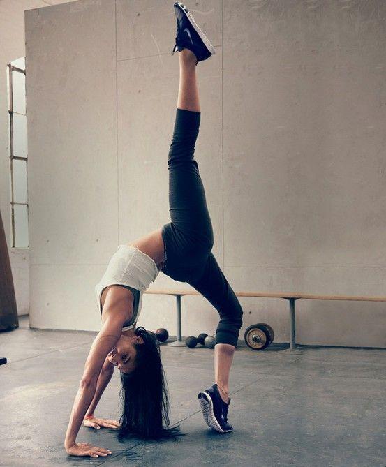 badass yoga | The Bucket List | Pinterest