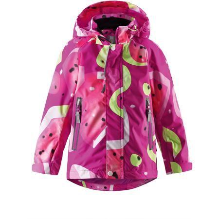 Reima Куртка для девочки Reimatec Reima  — 4499р. -------------- Демисезонная куртка для детей рассчитана на круглогодичное использование, будь то дождь или солнечная погода, просто в холодную погоду необходимо добавить несколько слоев Reima®. Обратите внимание, что с удобной системой кнопочных застежек Play Layers® можно легко пристегнуть к куртке несколько слоев Reima® для создания дополнительного тепла и комфорта. Сетчатая подкладка куртки из качественного, водонепроницаемого и дышащего…