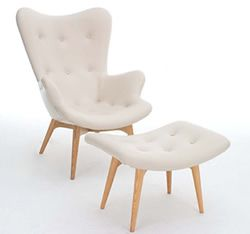 contour chair  made famous by Grant Featherston