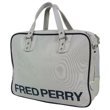 Fred Perry retro-style Inflight Bag