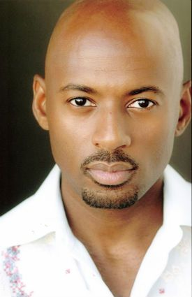 Romany Malco...he was great in Think Like A Man