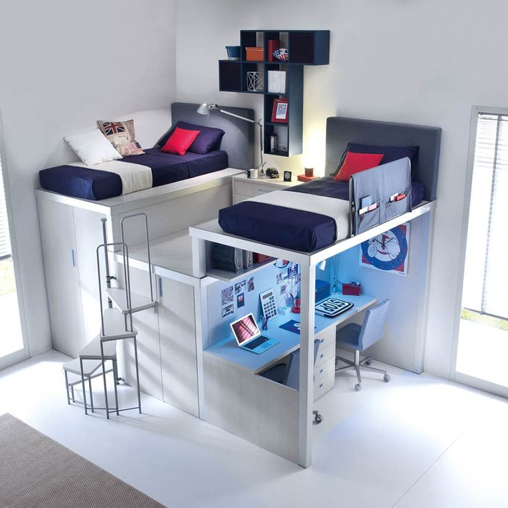 more cool ideas for limited spaces