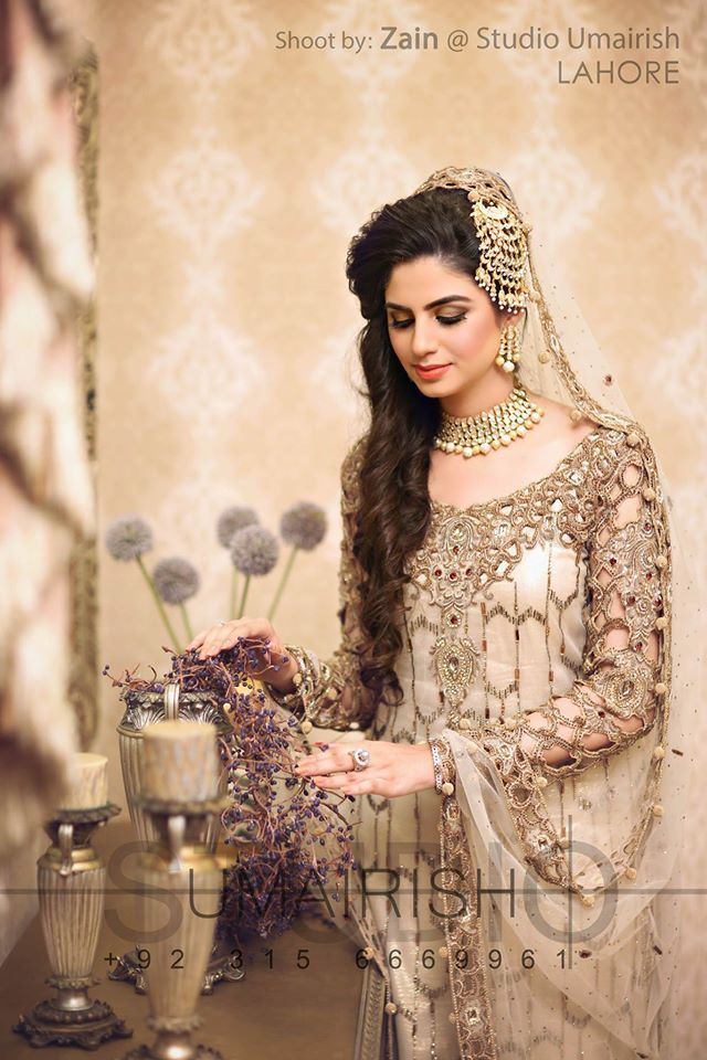 Latest Walima Dresses Designs & Trends Collection 2016-2017 | StylesGap.com