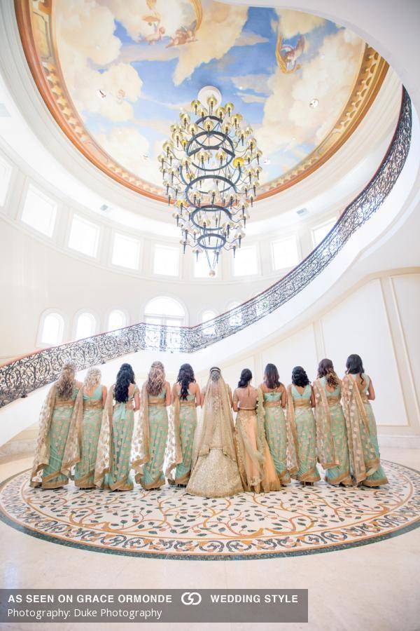A Timeless, Hindu Wedding At The Monarch Beach Resort in Dana Point, California