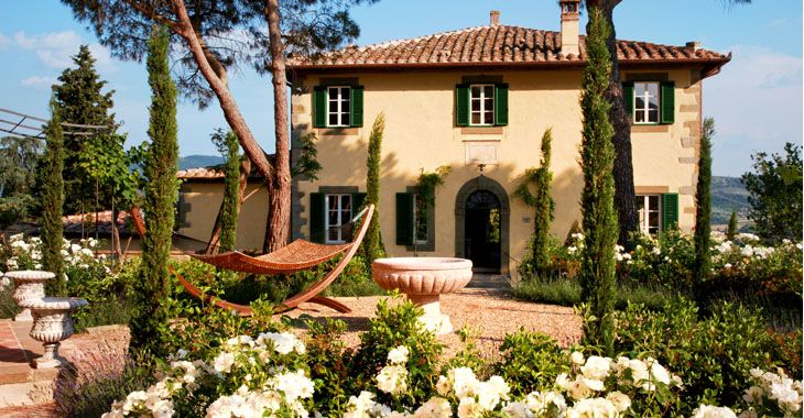 Villa Bramasole, Cortona, Tuscany, Italy