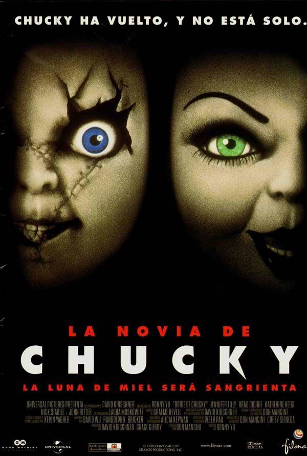 CINELODEON.COM: La novia de Chucky. Ronny Yu