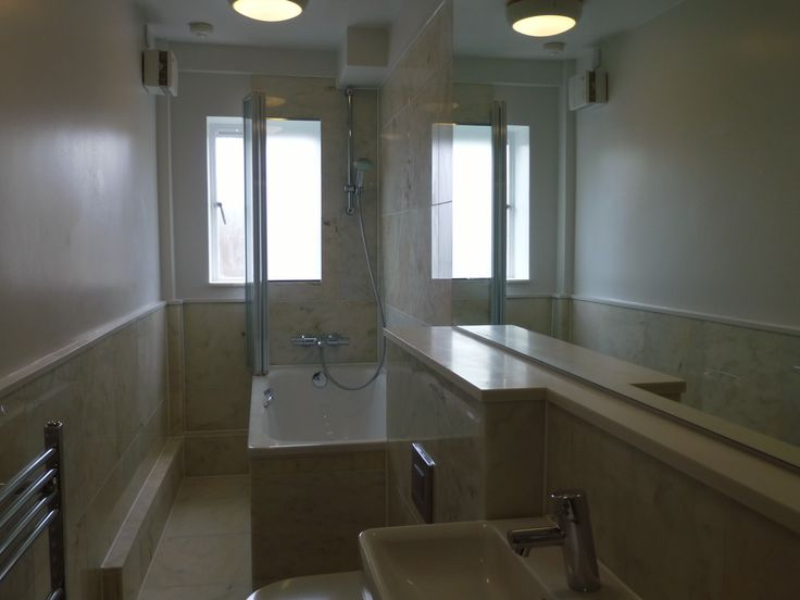 Exquisitely finished bathrooms