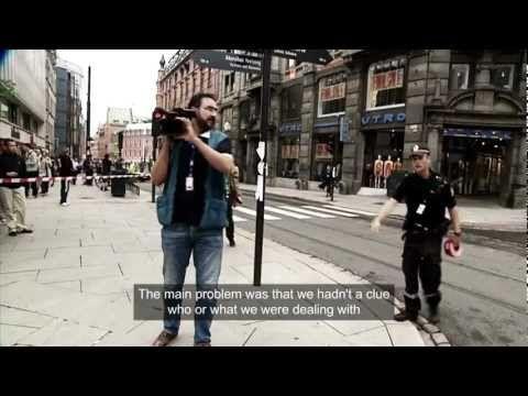 Norway Utoya massacre by BBC