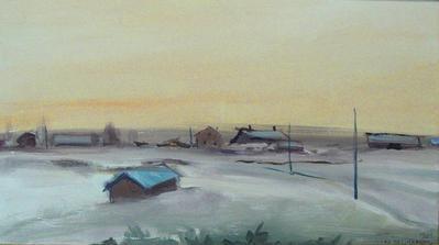 Artist Painter Eero Nelimarkka : Seinäjoki, Finland